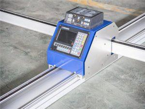 Torrwr metel plasma 1300x2500mm CNC gyda pheiriannau torri plasma cnc cost isel a ddefnyddir