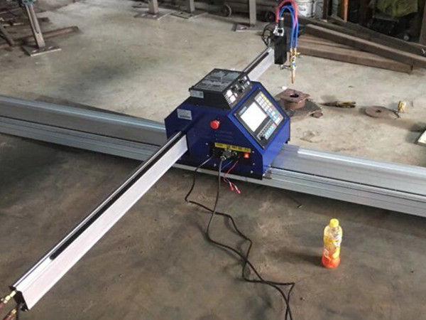 Peiriant torri plasma CNC metel cludadwy rhad 15002500mm gyda CE